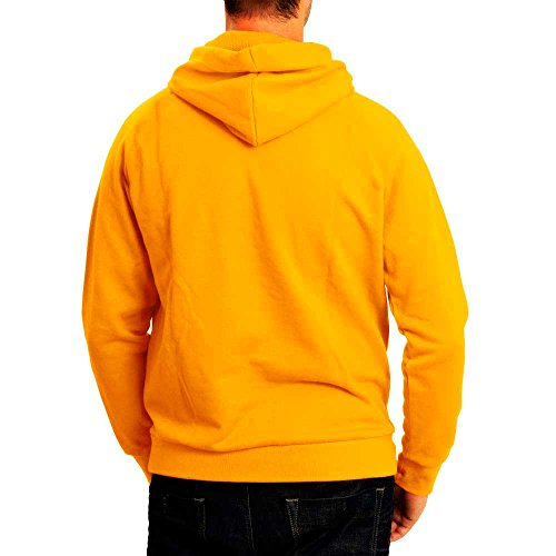 emoji Herren Sweatshirt gold gold