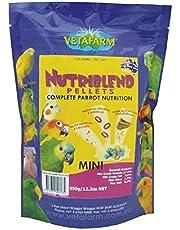 Vetafarm Nutriblend Parrot Mini Pellets 2 kg