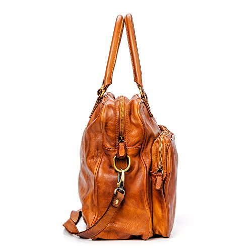 California Cognac California bag vintage bag 7f0nnYx