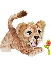 Nu kopen: Hasbro Disney The Lion King Mighty Roar Simba Interactive Pluche Toy, tot leven gebracht door Furreal, 100 geluidsbewegingscombinaties, leeftijden 4 omhoog
