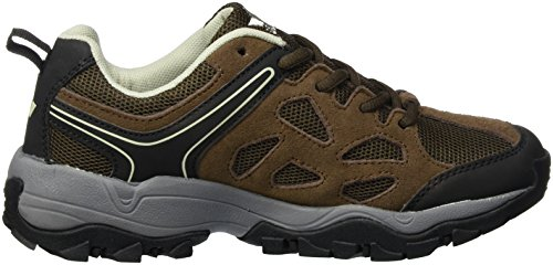 Lico Tucson, Zapatos De High Rise Senderismo Unisex Adulto Marrón (Braun/beige)