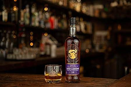 Whisky Loch Lomond Highland Single Malt Scotch Whisky 18 años cl 70