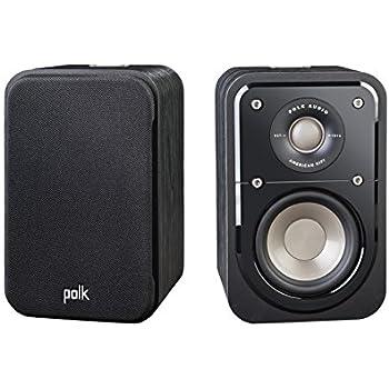 Polk Audio Signature S10 American HiFi Home Theater Compact Satellite Surround Speaker