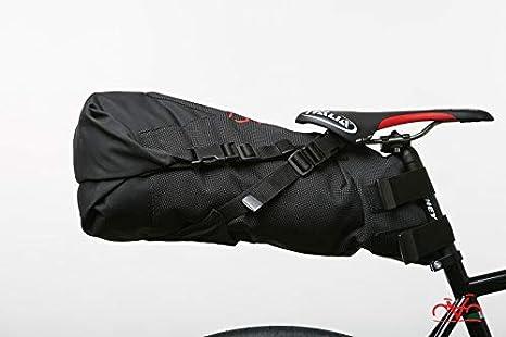 Agar Bike - Bolsa para sillín de Bicicleta, taga Artesanal, 16 l ...
