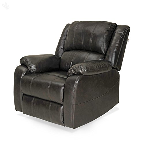 B01MCYLSWP Royal Oak Rays Single Seat Recliner (Brown)
