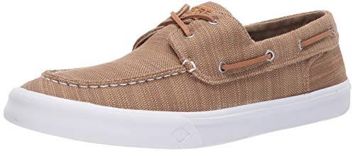 Sperry Men's Bahama II Baja Sneaker khaki 10 Medium US