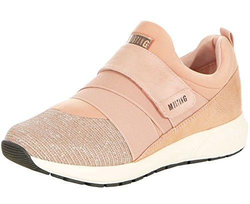 Mustang Shoes Damen Schuhe Sneakers 1271-405 Rose