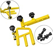 American Archery Parallel Universal Bow Vise Adjustable Compound Bow Target Tool