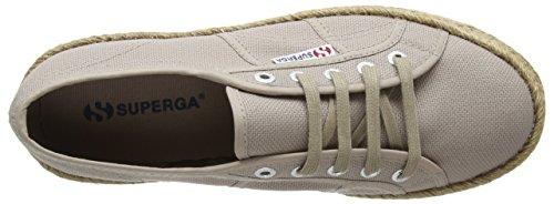 2790 Superga Cotropew Marrone Donna Mushroom Sneaker BBrwdq