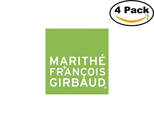 - Marithe Francois Girbaud 4 Stickers 4X4 inches Car Bumper Window Sticker Decal