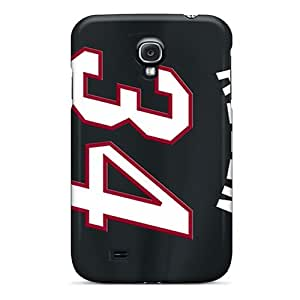 New Style Case Cover YsASgBt5479XPtmQ Player Jerseys Compatible With Galaxy S4 Protection Case
