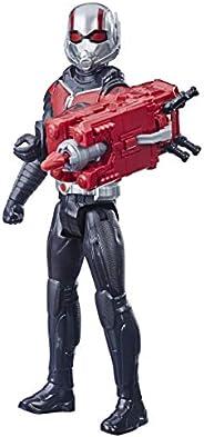 Boneco Titan Homem Formiga Avengers Vermelho/cinza
