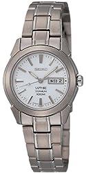Seiko SXA111P1 Ladies Sapphire Titanium Watch