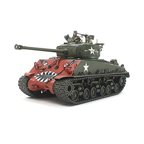 (US Medium Tank M4A3E8 Sherman -
