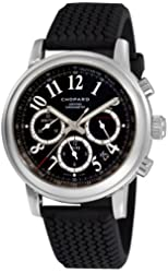 Chopard Men's 168511-3001 Mille Miglia Chronograph Black Dial Watch