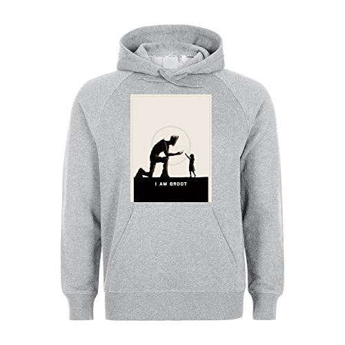 I Am Groot Awesome Poster Unisex Hoodie