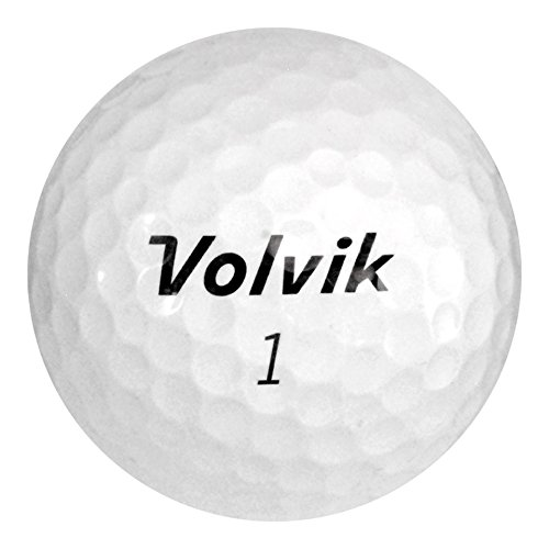 72 Volvik Vibe - Mint (AAAAA) Grade - Recycled (Used) Golf Balls