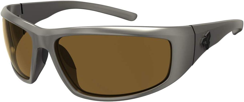 Ryders Eyewear Sports Sunglasses 100% UV Protection, Impact Resistant Sunglasses for Men, Women - Dune