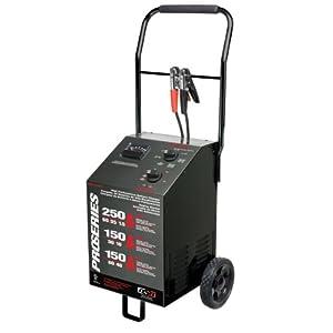 Schumacher PSW-61224 DSR ProSeries 6/12/24V Manual Wheel Battery Charger/Starter