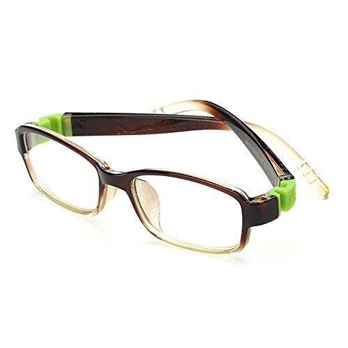 Fantia children Flat Light eyeglass Kids Optical Glasses For Boys and Girls - Prescription Durable Glasses