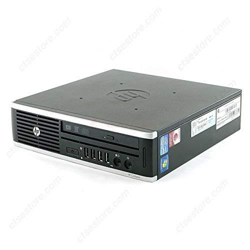 Hp Elite 8200 Ultra Slim Desktop Pc Intel Core I5 2400s 2 7ghz 8gb 128gb Ssd Windows 10 Professional Renewed