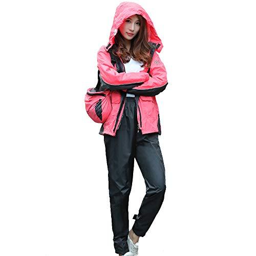 Imperméable Mince Geyao Mode Batterie En Pantalon Coréenne Section Split Adulte Plein M Costume De Air size Equitation Femme Pluie Voiture Randonnée gAtr8Axq