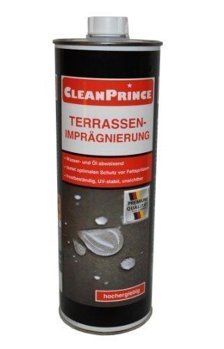 1 Liter CleanPrince Terrassen Imprägnierung 1000 ml