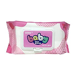 Alcohol-Free Hand Wipes,Disinfection Wet Wipes,Anti Dust Hand Wipes Cleanser for Hand Clean and Refreshing,Fragrance…