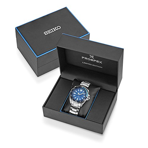 "BRAND NEW Seiko Mens Prospex Automatic Samurai ""BLUE LAGOON"" Limited Edition Watch SRPB09"