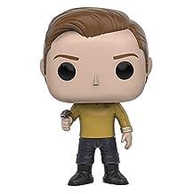 Funko POP Star Trek Beyond - Captain Kirk Action Figure