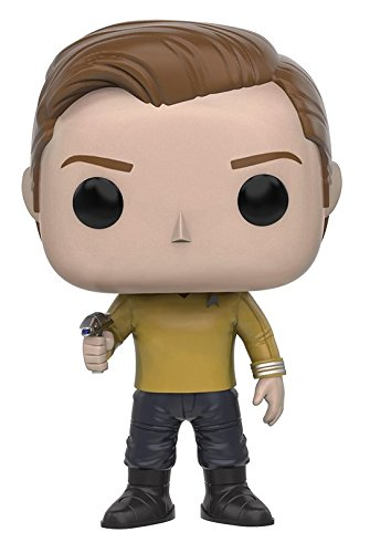 Funko POP Star Trek Captain Kirk Action Figure