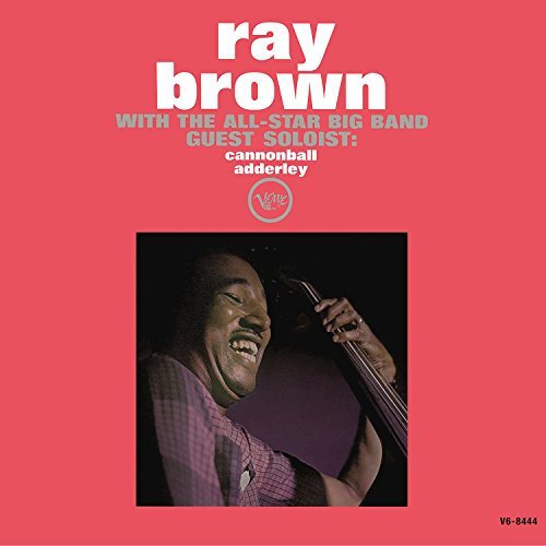 All Star Big Band - Ray Brown With The All-Star Big Band