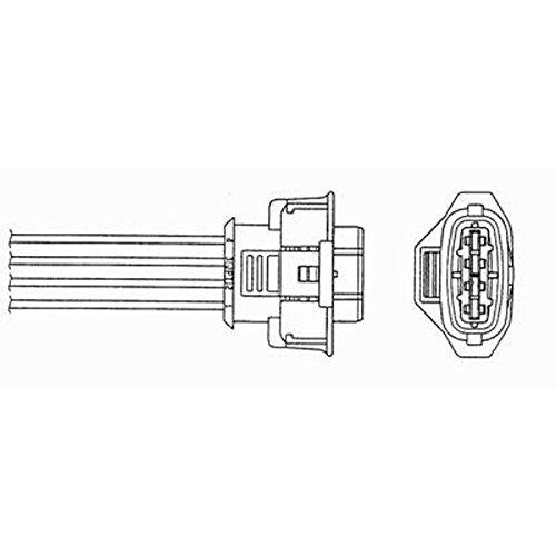 NGK 0381 Lambda Sensors: