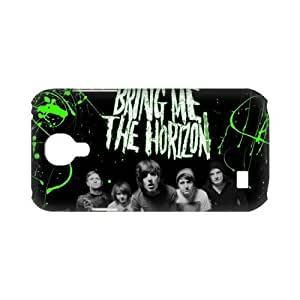 3D Print Hot UK Death Metal Band&Bring Me The Horizon&BMTH Theme Case Cover for SamSung Galaxy S4 mini i9192/i9198 - Personalized Hard Cell Phone Back Protective Case Shell-Perfect as gift