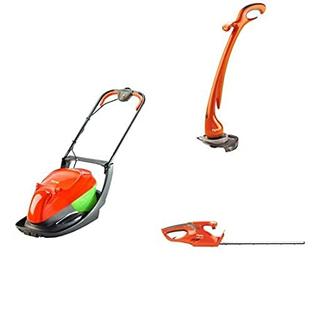 25 cm Flymo Contour XT Electric Grass Trimmer and Edger 300 W
