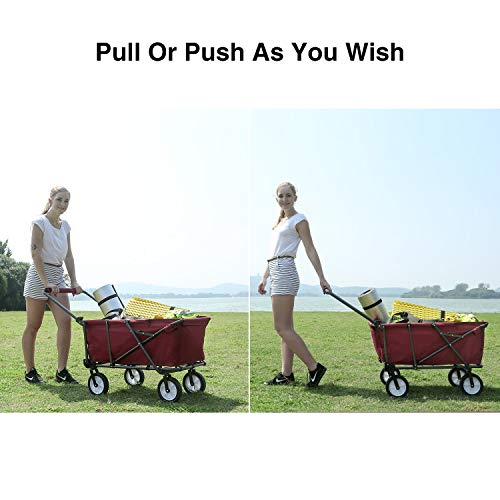 Buy rated collapsible wagon