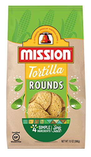 - Mission Rounds Tortilla Chips, 13 oz.