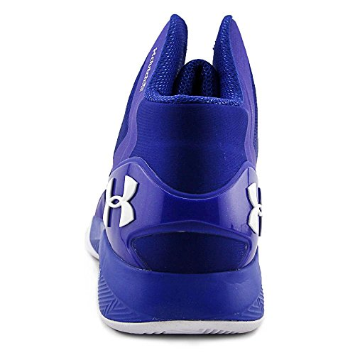 Team Drive Mens Clutchfit 2 Silver Shoes UA Royal Metallic White Uq4wPUX