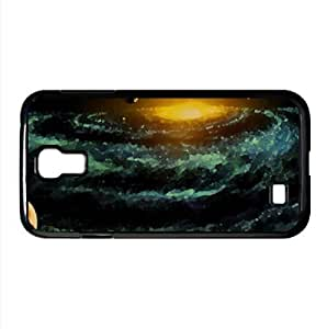 Planets Watercolor style Cover Samsung Galaxy S4 I9500 Case