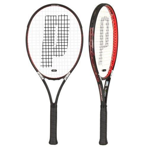 Amazon.com : Prince Textreme Warrior 107 Tennis Racquet (4-1/2