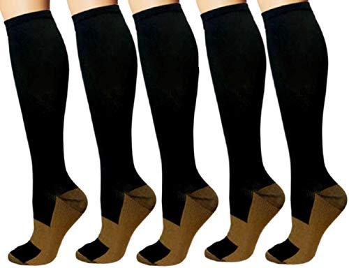 Underwear & Sleepwears Motivated Men Women Leg Support Stretch Compression Socks Below Knee Socks Hot Z1 Outstanding Features