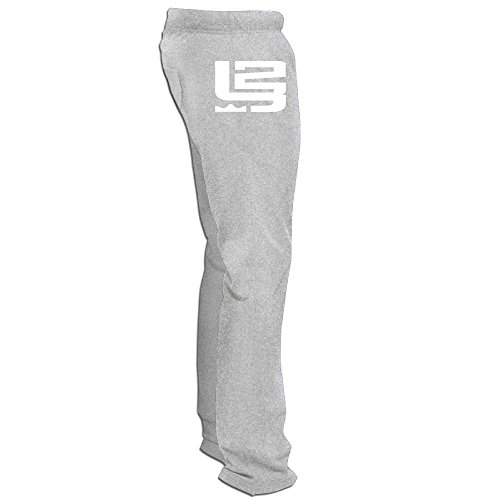 UPkoop Men's Little Emperor LeBron James Logo Sweatpants (Customized Sweatpants compare prices)