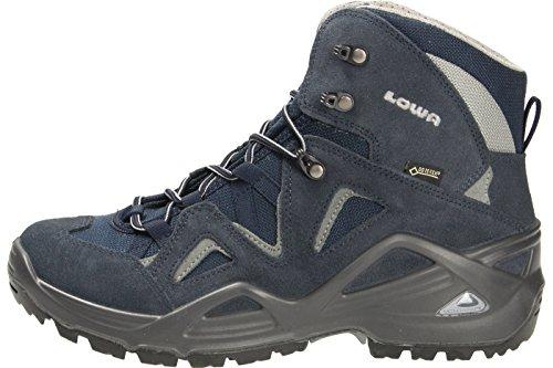 LOWA Zephyr GTX MID Outdoor Schuhe navy-grau - 41,5