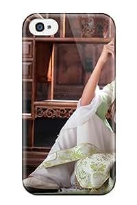 For Iphone 4/4s Fashion Design Oriental Case-yXBoXyn6775EAwhn