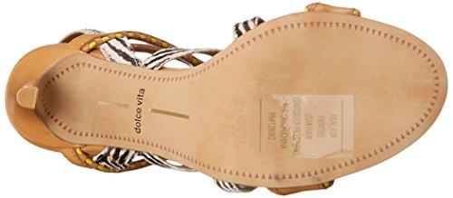 Dolce Vita Kvinnor Oas Gladiator Sandal Karamell Multi
