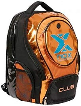 NOX Mochila Club Naranja