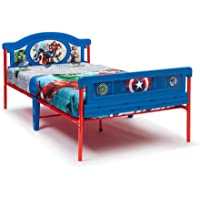 Durable Delta Children Marvel Avengers Twin Bed