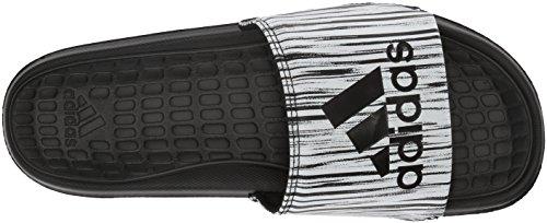 Adidas Mens Voloomix Gr, Nero / Argento Metallizzato / Bianco, 5 M Us Core Nero / Core Nero / Bianco