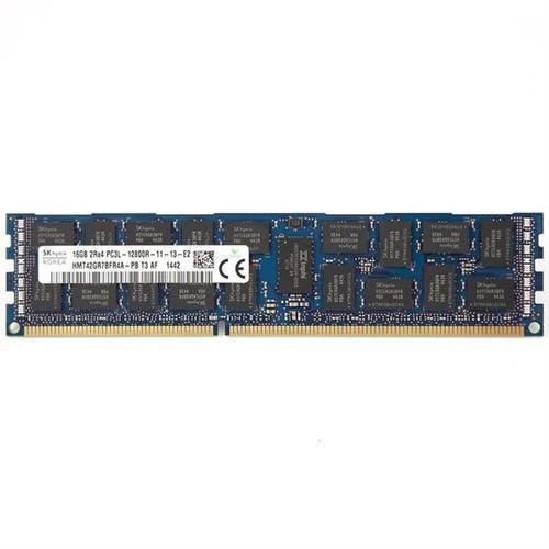 Hynix HMT42GR7BFR4A-PB DDR3L-1600 16GB/1Gx4 ECC/REG CL11 Hynix Chip Server Memory Bulk OEM