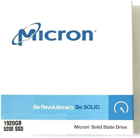 Micron 5200 Pro 1.92 TB 2.5 Internal Solid State Drive - SATA - TAA Compliant